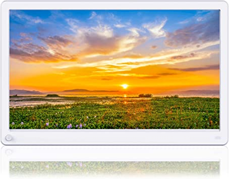Slideshow Digital Photo Frame Support 1080P Video Music Atatat 12 Inch Digital Picture Frame with Motion Sensor 1920x1080 IPS Screen Remote Control Breakpoint Play Adjustable Brightness