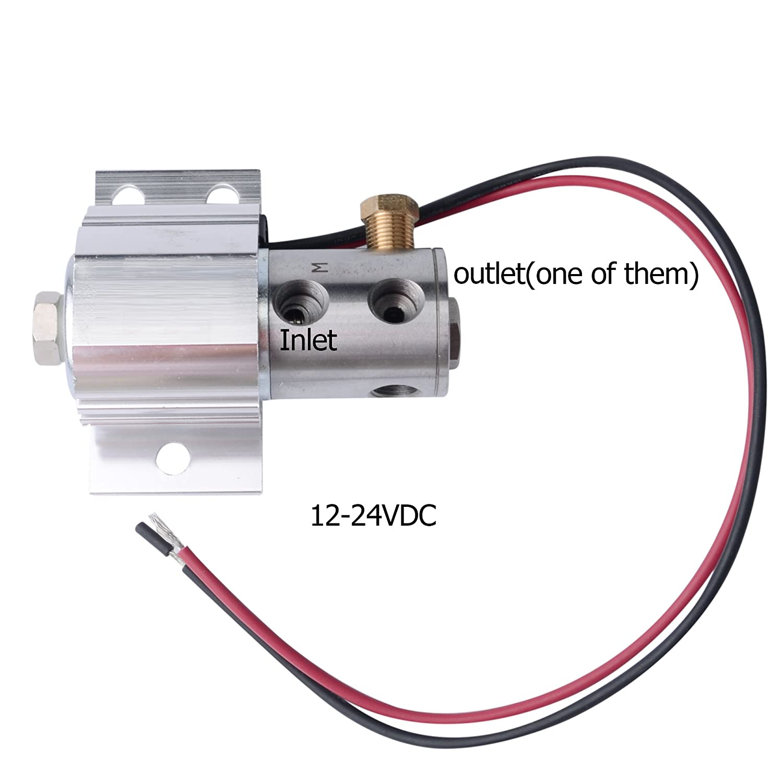 Amazon.com: ESPEEDER Line lock brake lock roll control electric kit Hill  Holder Silver: Automotive