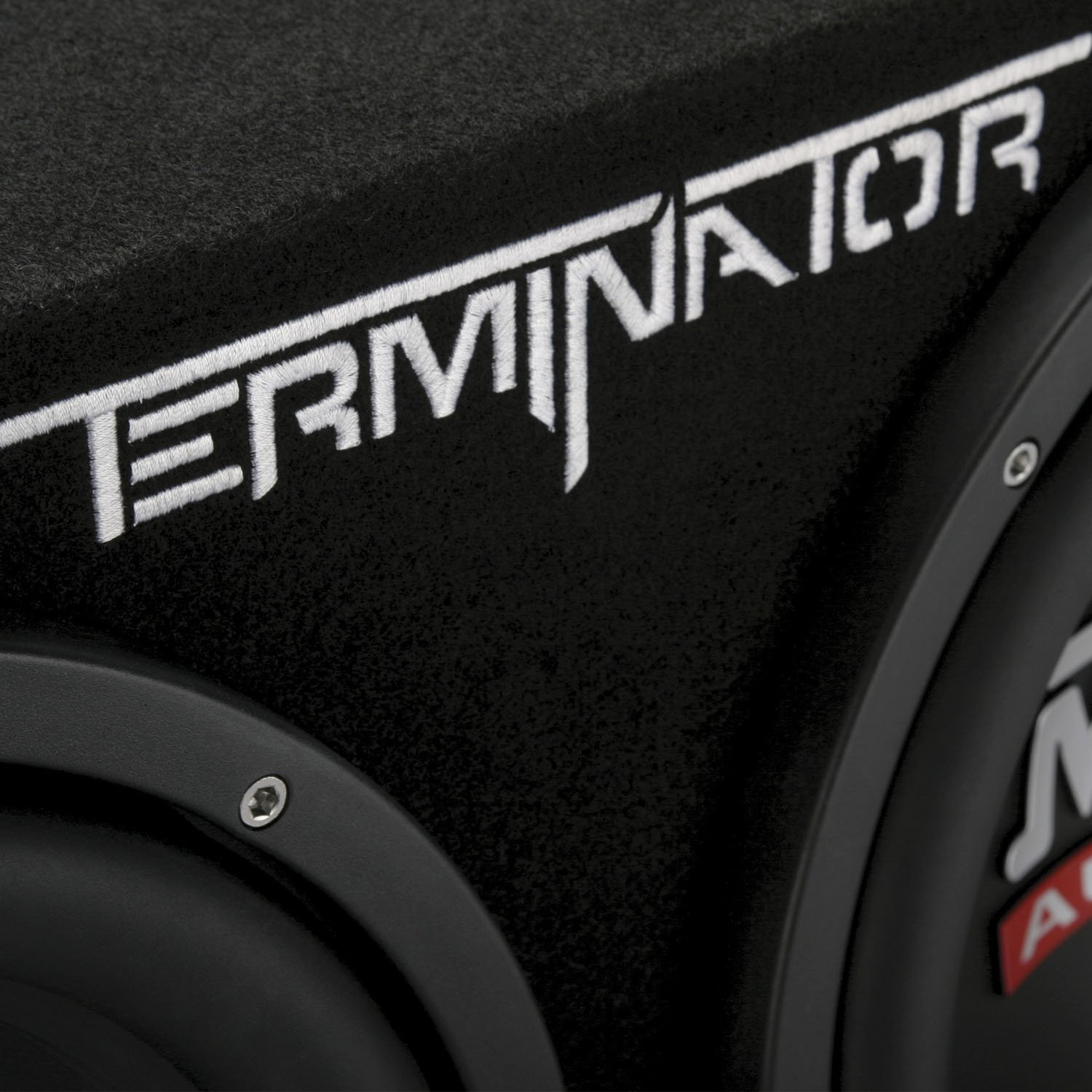 Mtx Audio Terminator Series Tne212d 1200 Watt Dual 12 Wiring Inside Subwoofer Box Inch Sub Enclosure Car Electronics