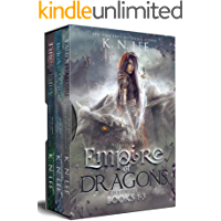 Empire of Dragons Three Book Boxed Set: A Norse Mythology Fairy Tale Collection: Fallen Empire, Reign of Magic, Fire and Fury (Empire of Dragon Chronicles)