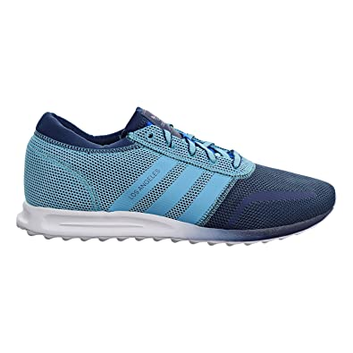 Adidas Originals Los Angeles Men's Shoes Blue/White s75531 (12 D(M)