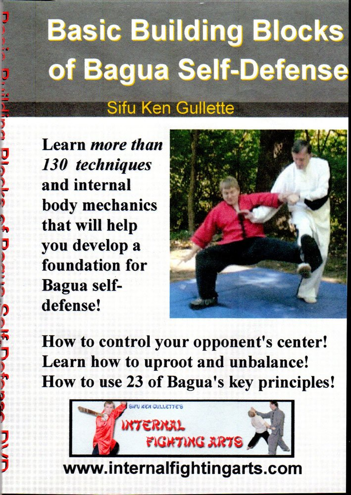 Baguazhang - Basic Building Blocks of Self-Defense DVD - Bagua