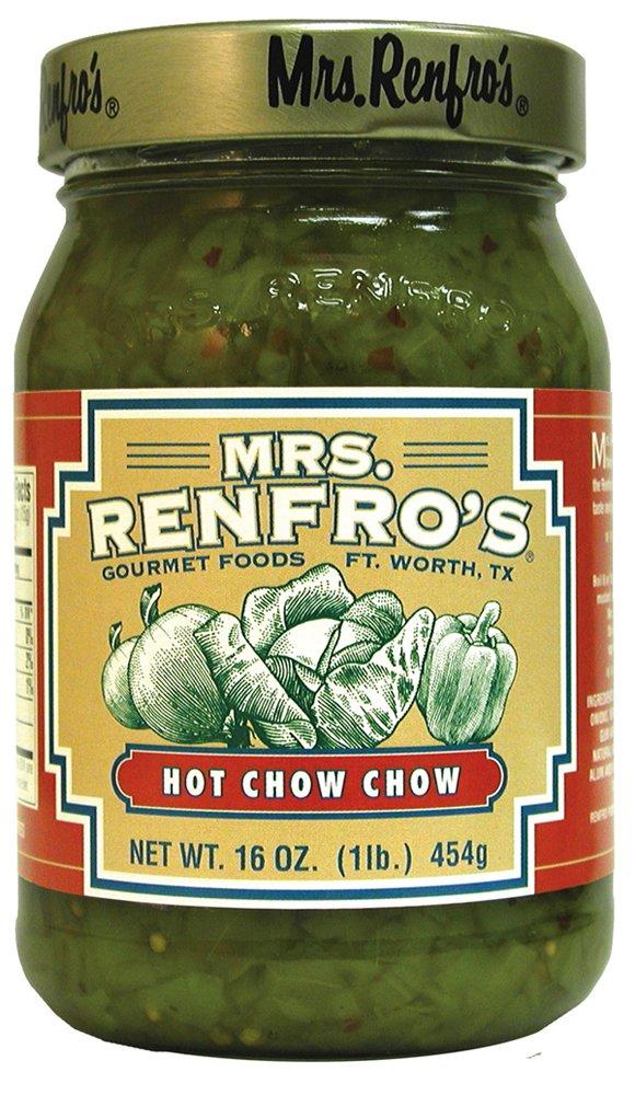Mrs. Renfro's Hot Chow Chow - 2jar pack