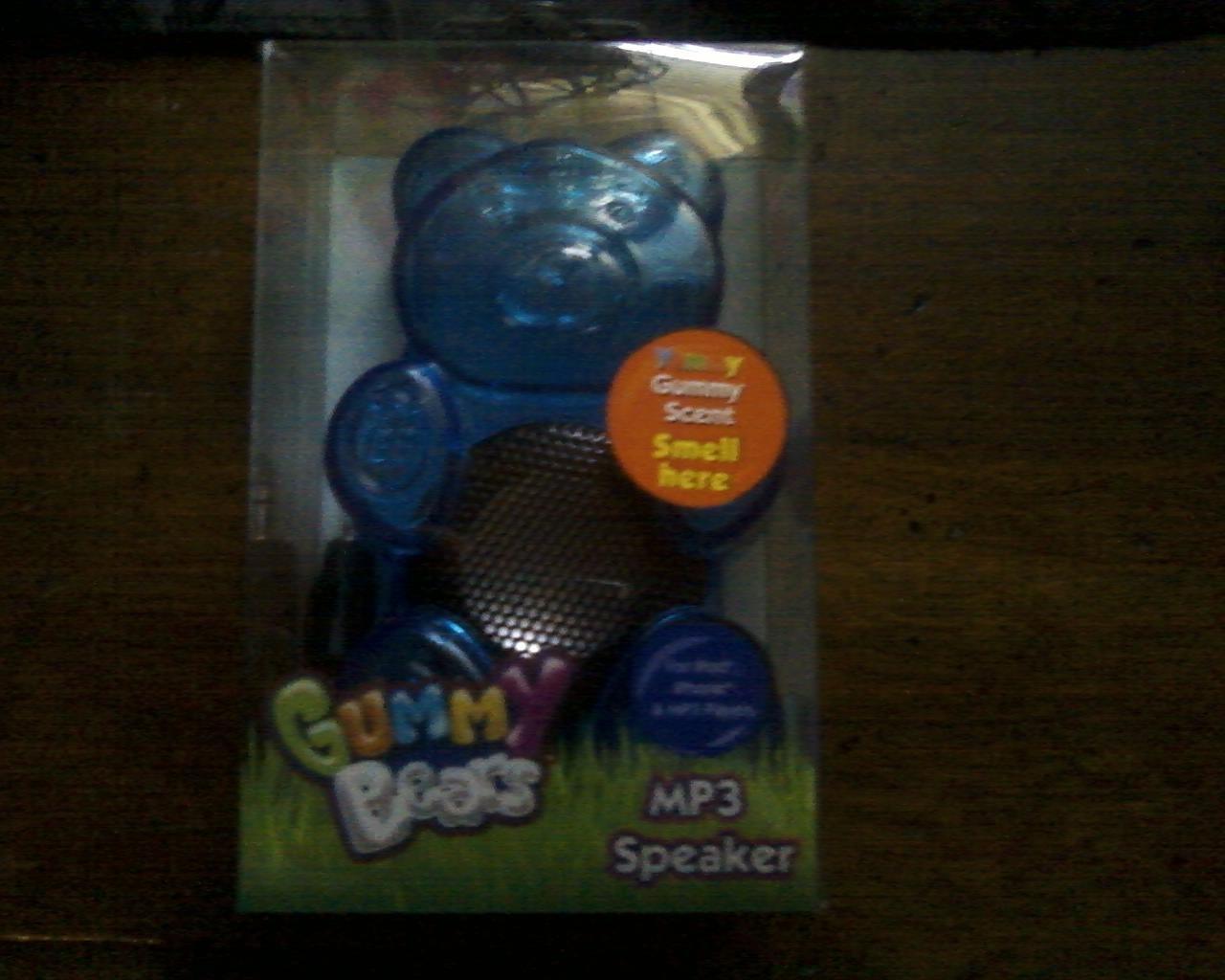 Grape Gummy Bear 10024-GRAPE Scented Speakers