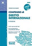 Compendio di Diritto Internazionale: •Analisi ragionata degli istituti• Box di approfondimento giurisprudenziale e dottrinale• Domande più ricorrenti in sede d'esame o di concorso