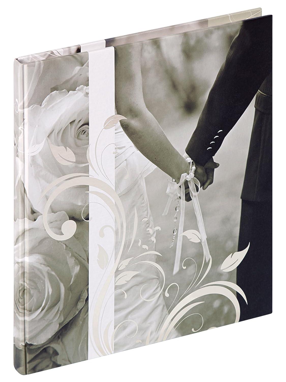 Hochzeitsalbum Promessa 28x30,5 cm 60 weiße Seiten