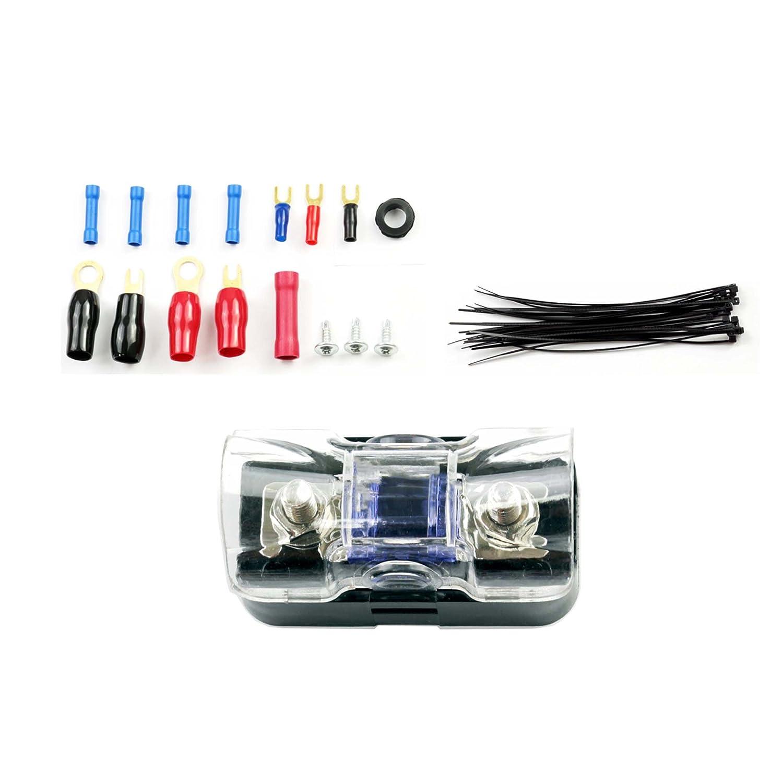 Crunch New Px 10002 2 Channel 1000 Watt Amp A B Class Wiring Diagram Amplifier 4 Gauge Kit Car Electronics