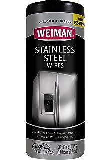 Waitrose Granite /& Stainless Steel Wipes 40 per pack