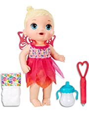 baby aLive Dolls - Face Paint Fairy - Magical colour reveal - Blonde Girl - Interactive Kids Toys - Ages 3+