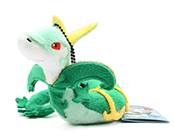Amazon.com: Mi Colección Pokemon Best Wishes llavero Plush ...