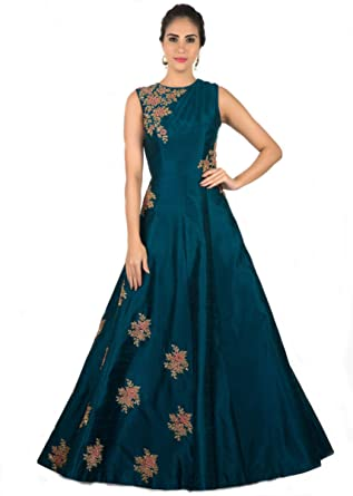 MRS WOMEN Gowns for Women Party Wear Lehenga Choli for Wedding ...