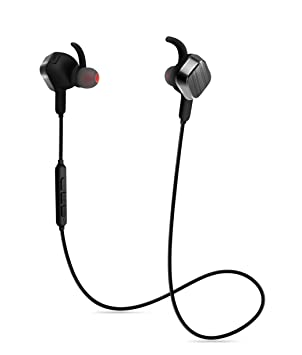 Bluetooth Auricular inalámbrico Magnetic Earbuds Stereo in V4.1 Bluetooth, Secure Fit & Noise