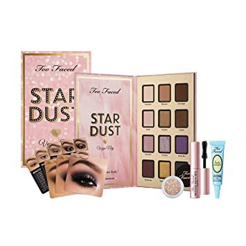 Amazon.com : TOO FACED Stardust by Vegas Nay Palette - 100% Authentic : Beauty