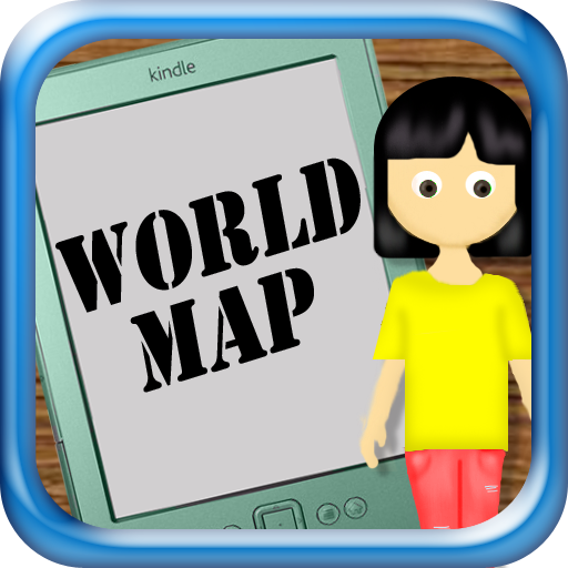 Kindle World Map