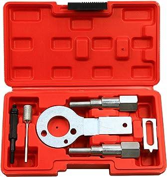 Para Transit 2.4 TDDi TDCi TDI DI Diesel Filtro de aceite de tapa de la cadena de distribución Kit Kit