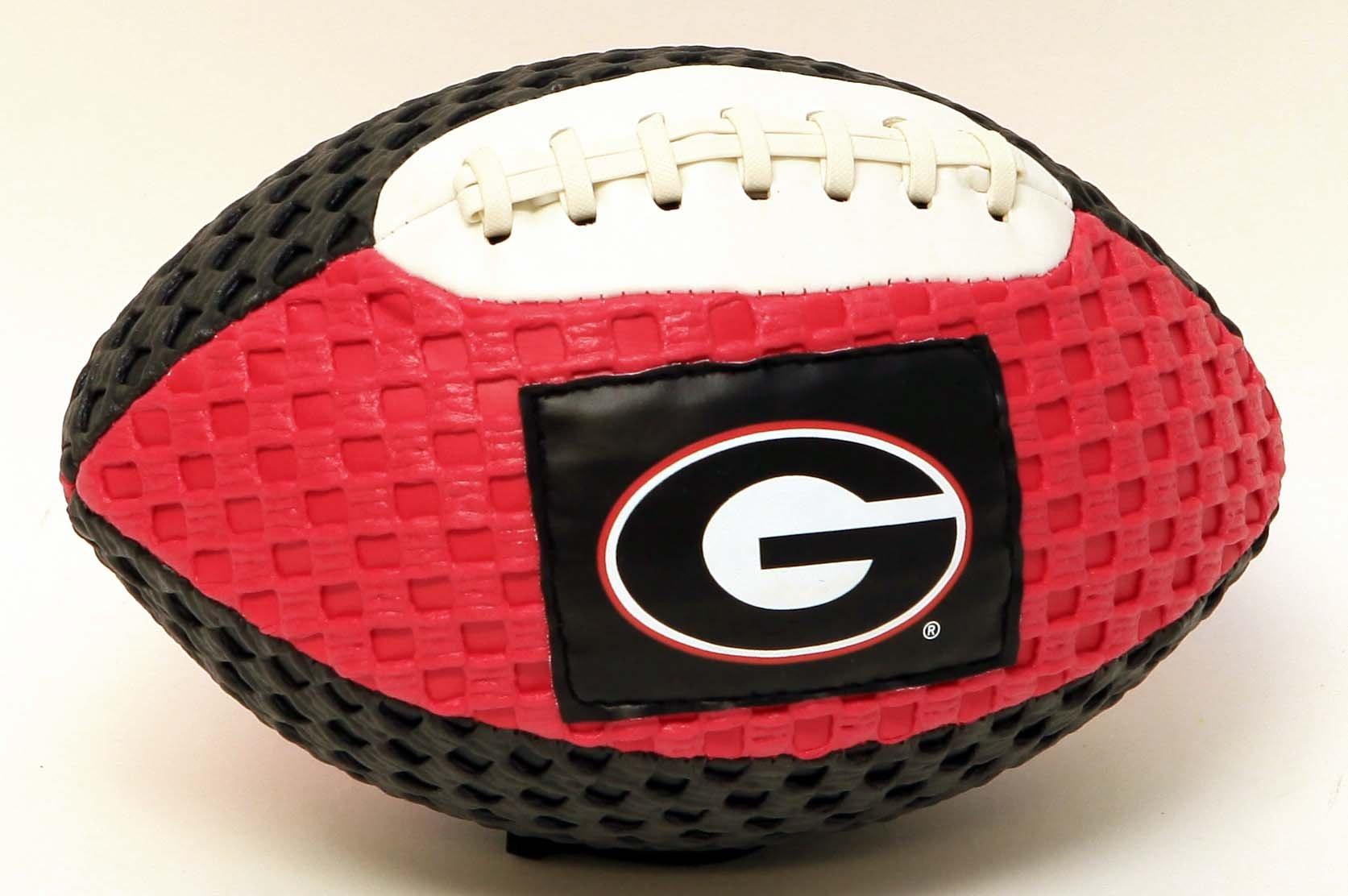 Georgia Bulldogs Fun Gripper 8.5 Football NCAA By: Saturnian I