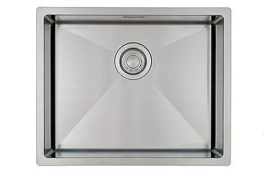 COPA Design L550400 Flush Mount/Under Mount Kitchen Sink: Amazon ...