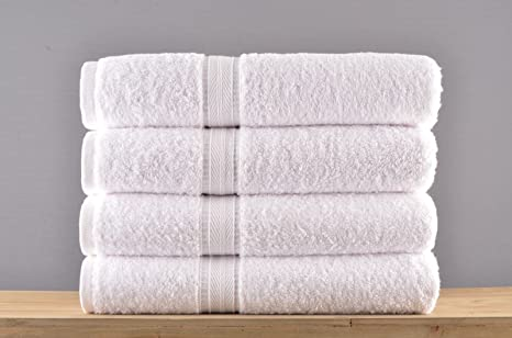 Lote de lujo de 4 toallas de turco – 700 GSM