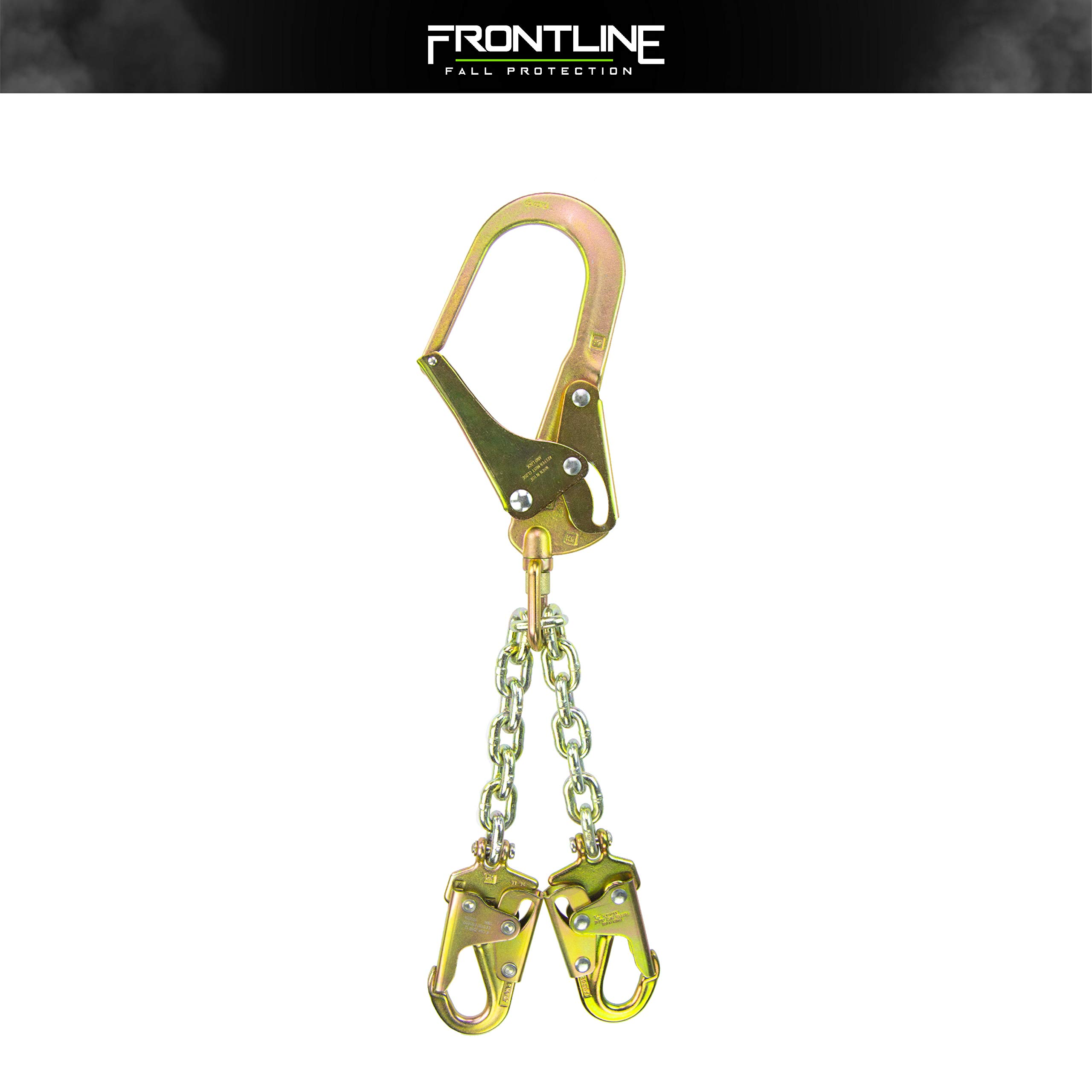 Frontline PSSW2R Rebar Positioning Chain Assembly with Swiveling Hook by Frontline Fall Protection