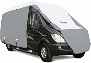 Classic Accessories Over Drive PolyPRO3 Deluxe Class B RV Cover, Fits up to 20' long RVs (80-103-141001-00)