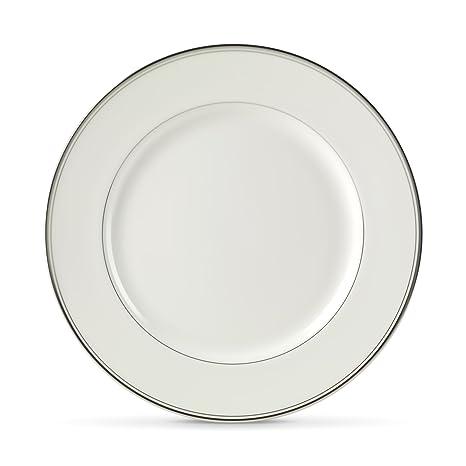 Amazon.com   Mikasa Gothic Platinum Dinner Plate, 11\