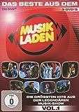 Various Artists - Das beste aus dem Musikladen, Vol. 1 [3 DVDs]
