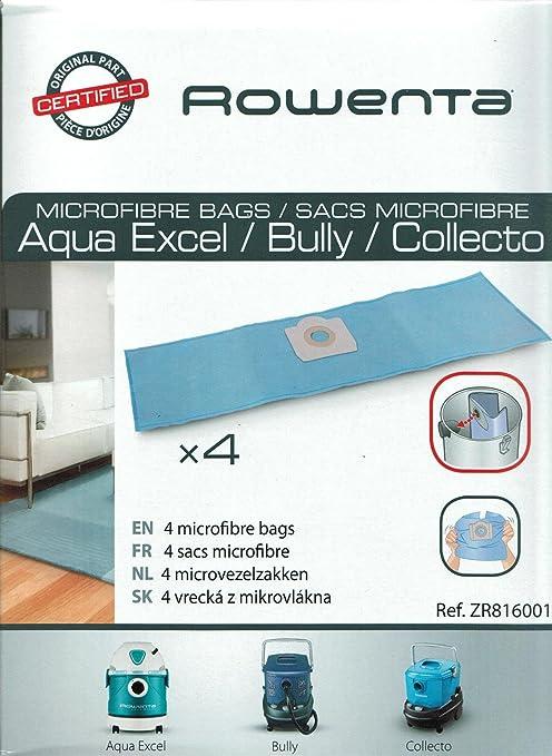Rowenta ZR816001 Aspirador sin bolsa Bolsa para el polvo accesorio ...