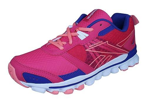 d2877b07b77adb Reebok Hexaffect Run Girls Running Trainers Shoes  Amazon.co.uk  Shoes    Bags