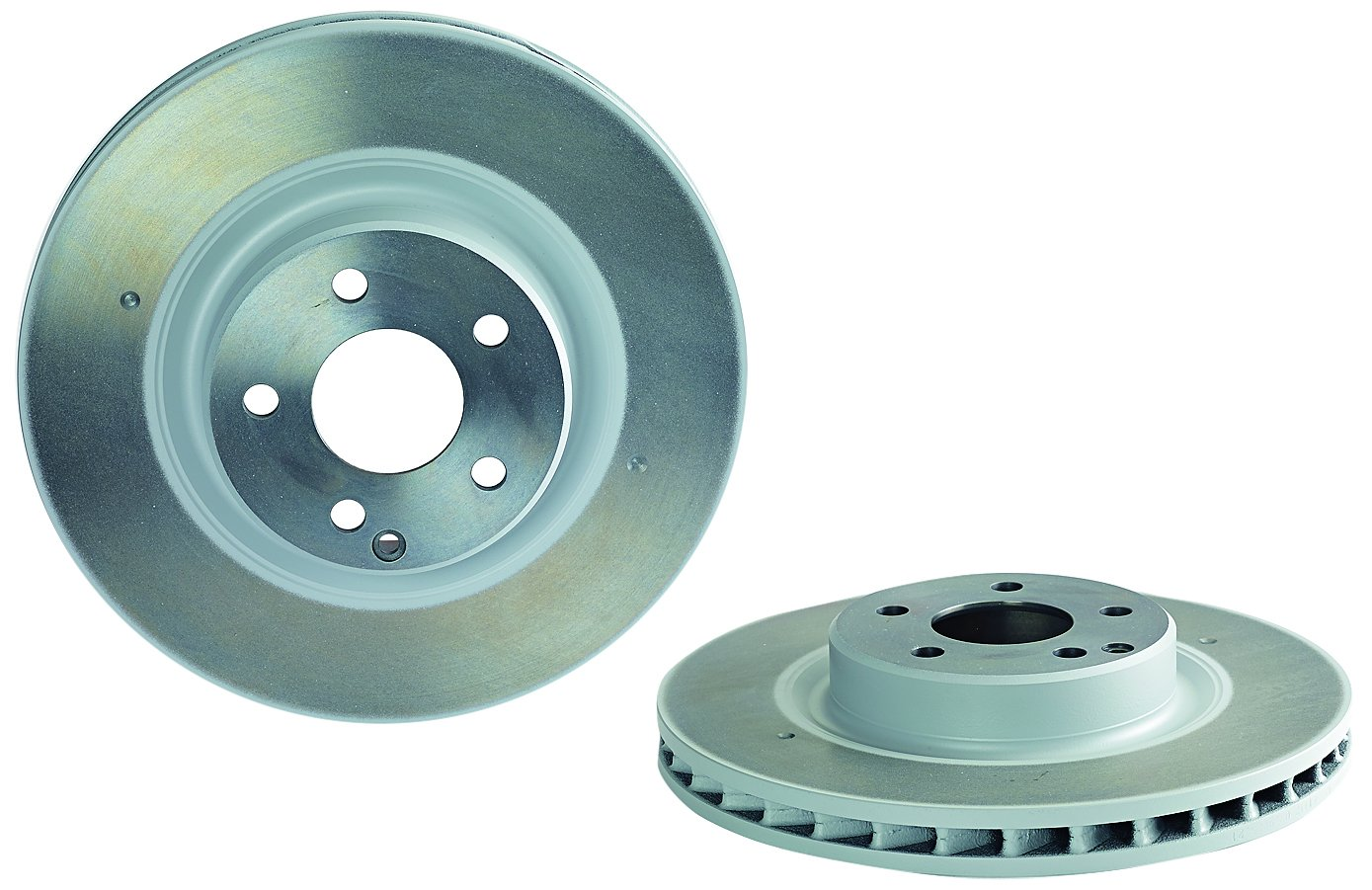 Brembo 09.9825.21 COATED DISC LINE Bremsscheibe 1 St/ück