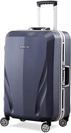 Unitravel Lightweight Fully-lined Zipper-less Luggage