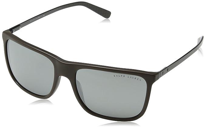 Ralph Lauren 0Rl8157, Gafas de Sol para Hombre, Olive ...