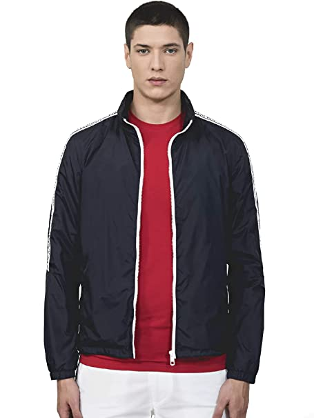 1be3c6cc620dbb Antony Morato Giacca Sport Blu Navy Man: Amazon.it: Abbigliamento