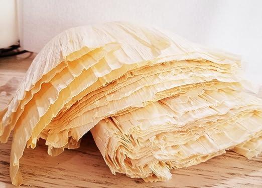 Corn Husks Hojas para Tamal Wrapper Hojas de Maiz Mama-Maley