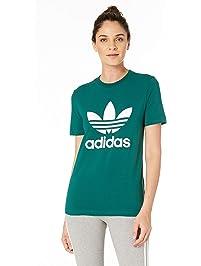 adidas Originals Womens Trefoil Tee Shirts & Tees