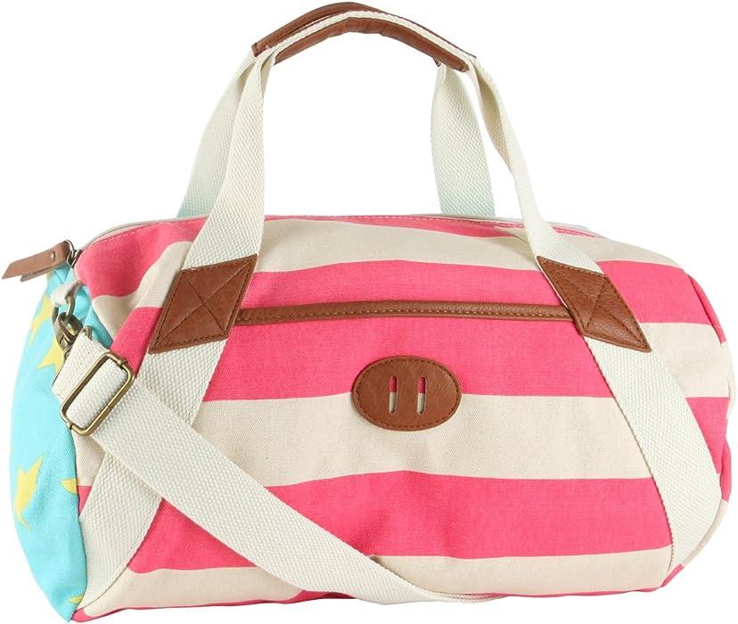 bbd9afff14b9 Madden Girl BDUFFL Weekender Duffle Bag