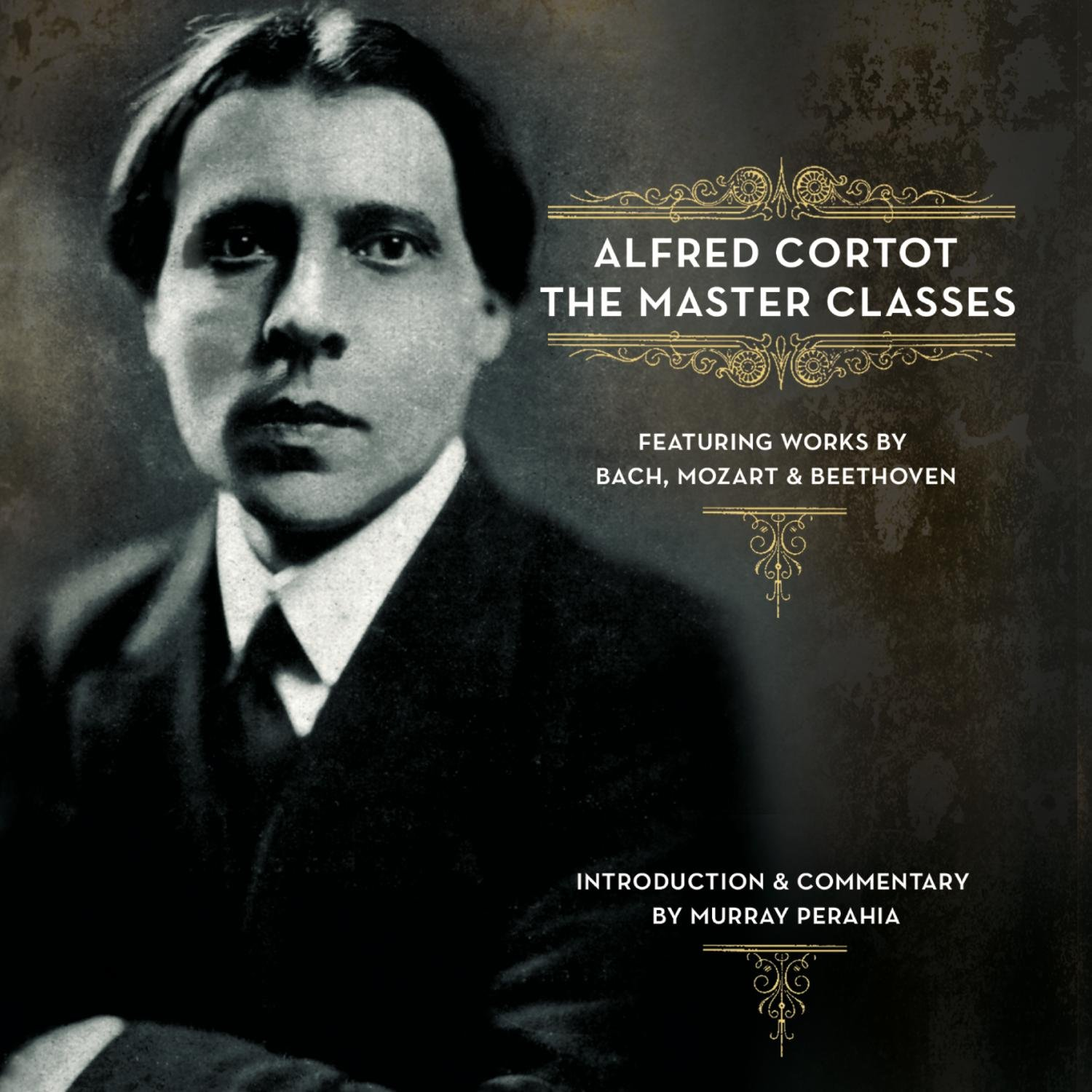 Alfred Cortot: The Master Classes by Sony Classical