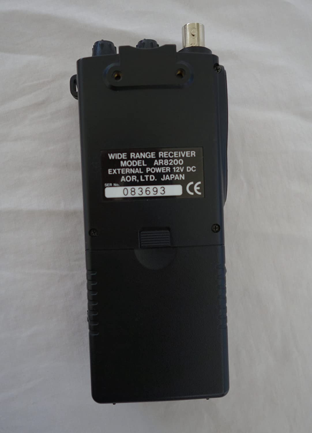 AOR AR8200Mk3 Wide Range Communications Receiver