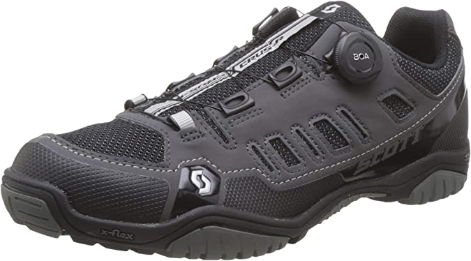 Scott Crus-r Boa, Zapatillas de Ciclismo de montaña para Hombre ...