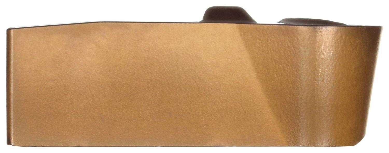 N151.3-400-30-7P 1 Cutting Edge GC4225 Grade 30 Insert Seat Size Sandvik Coromant Q-Cut Carbide 151.3 Profiling Insert Pack of 10 0.0787 Corner Radius Multi-Layer Coating