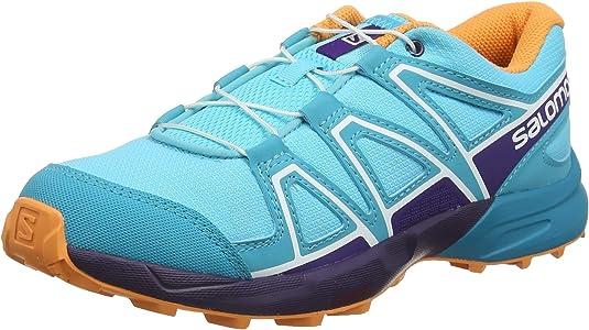 Salomon Speedcross J, Zapatillas de Trail Running para Niños: Amazon.es: Zapatos y complementos