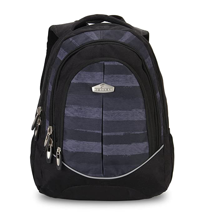 a3acc04e4f02 Hynes Eagle Modern Print Children School Backpack (Grey)
