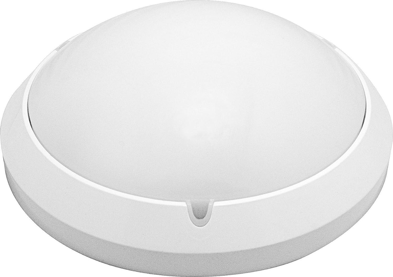 Garza Lighting - Plafón LED con Sensor de Movimiento, potencia 16W, protección IP44, luz Neutra 4000K 400770