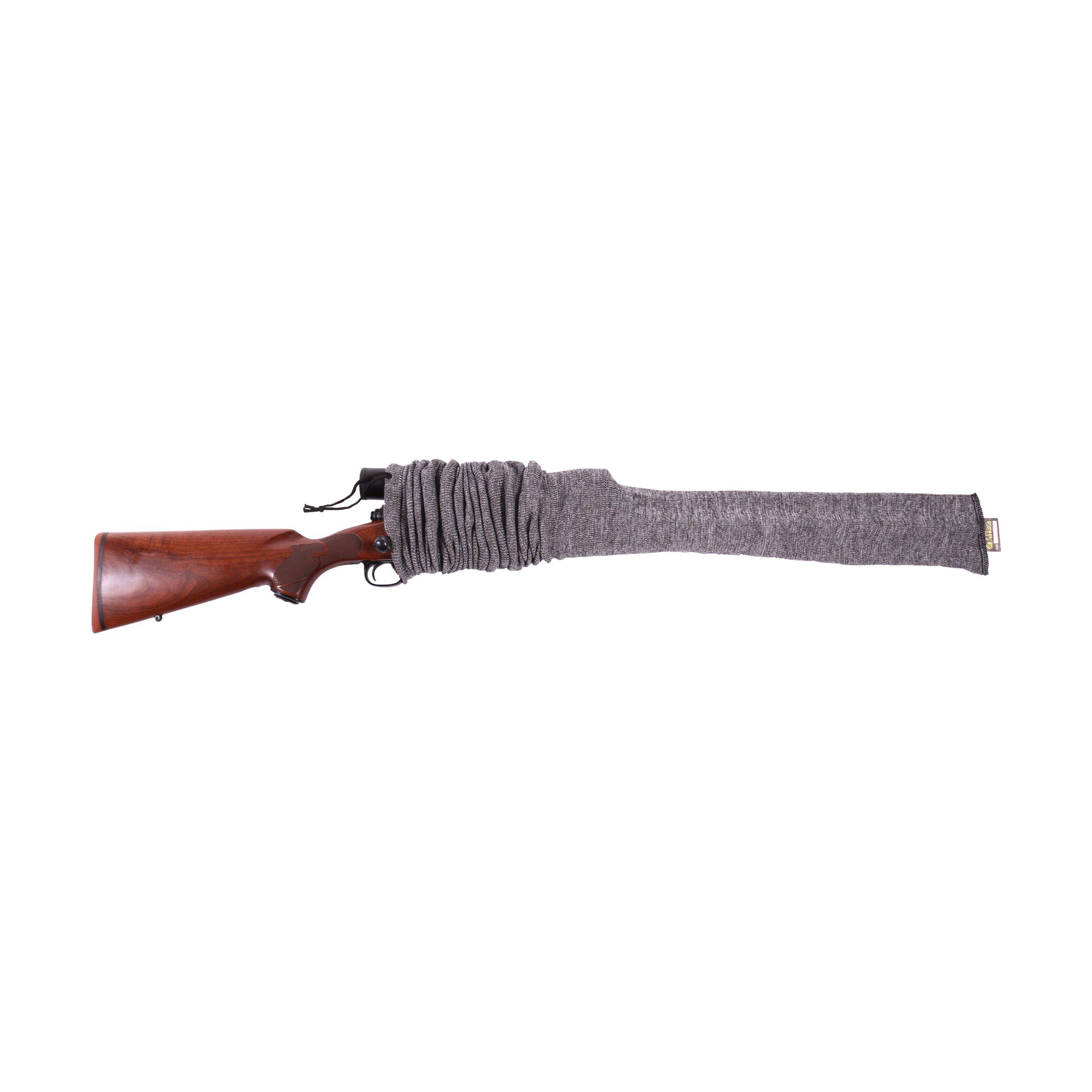 Allen Company 52'' Knit Gun Sock, Silicone Treated
