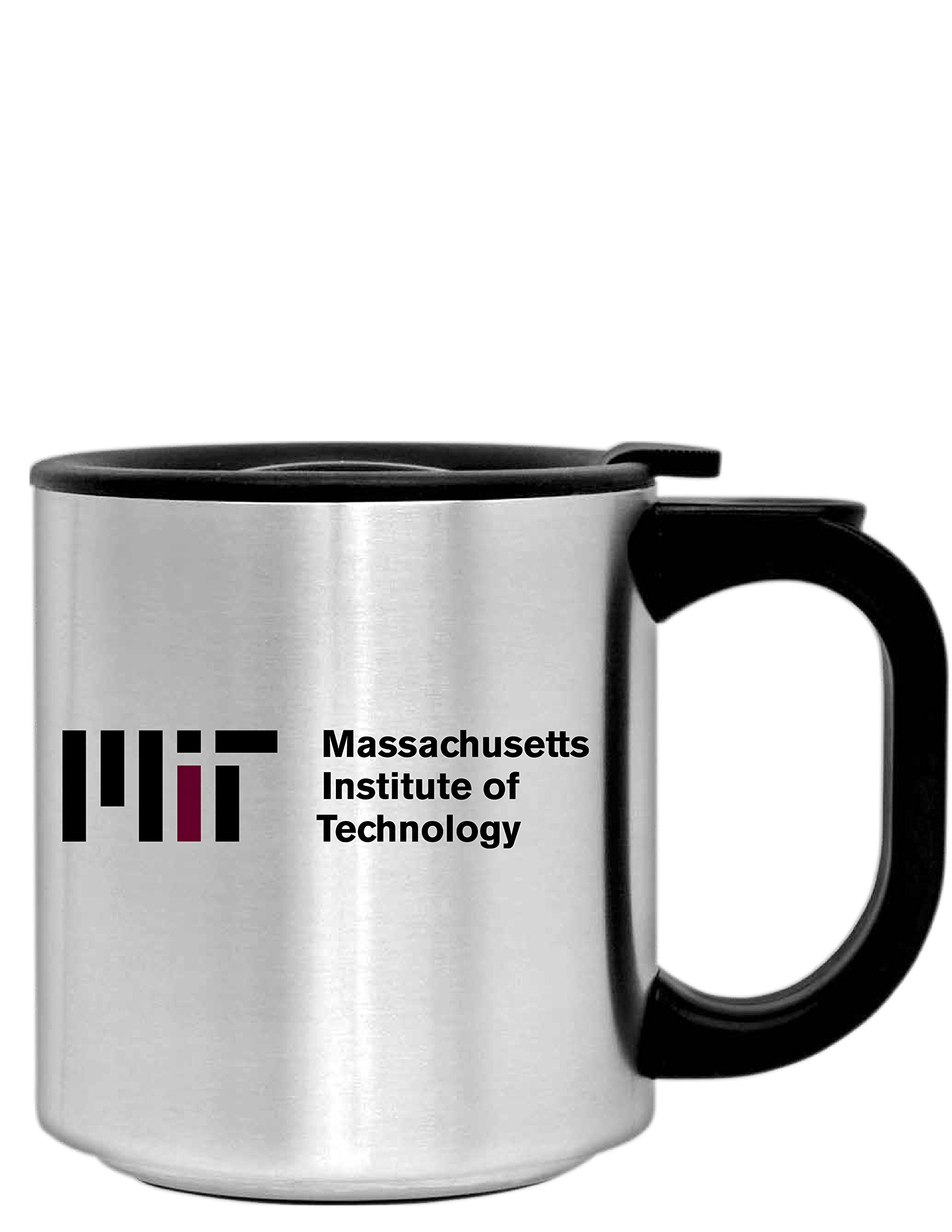 Massachusetts Institute of Technology MIT Stainless Steel Mug with Lid
