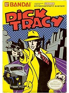 dick tracy nintendo nes - Who Framed Roger Rabbit Nes
