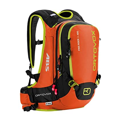 f4edbb7c165d7 Ortovox FreeRider 24 ABS Snow Avalanche Backpack Complete Set with M.A.S.S  Airbag S M