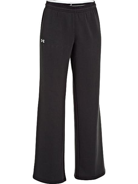 Under Armour Women's Hustle Fleece Pant (X-Small, True Gray Heather)