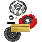 EFT PREMIUM 2 CLUTCH KIT+ RACING FLYWHEEL for ACURA RSX HONDA CIVIC Si 2.0L 2.4