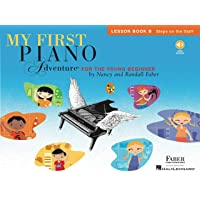 My First Piano Adventure: Lesson Book B with Online Audio