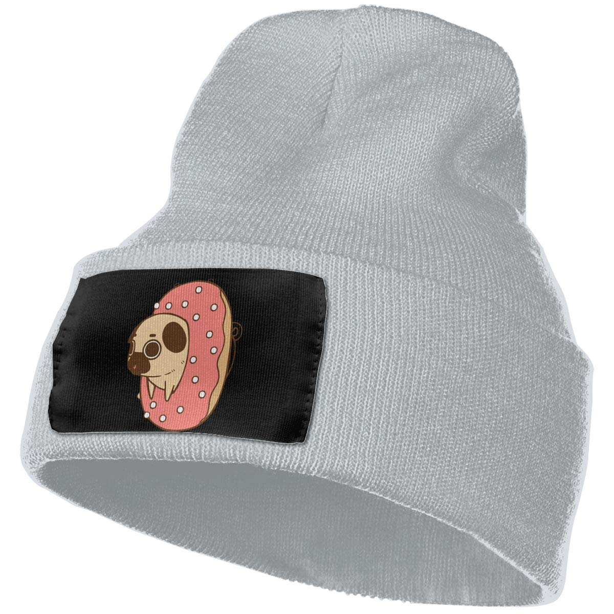 Puppy Donuts Thick Beanie Hat WHOO93@Y Mens Womens 100/% Acrylic Knitted Hat Cap